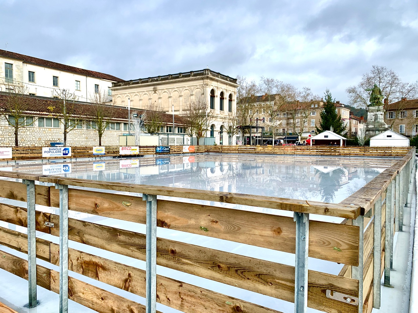 patinoire Cahors